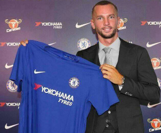 Chelsea have completed the signing of Danny Drinkwater from Leicester City for a fee of around £35m.