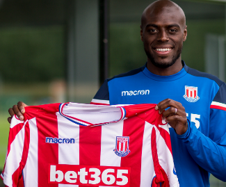 Stoke City have completed the signing of defender Bruno Martins Indi from FC Porto.