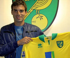 Norwich complete Garrido deal as Lazio defender joins on season-long loan.