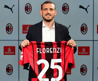 AC Milan have officially announced the signing of Alessandro Florenzi from Roma on an initial loan deal.