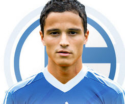 Netherlands international Ibrahim Afellay has moved to Schalke on a season-long loan deal from Barcelona.