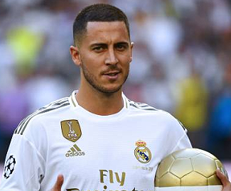 Real Madrid have confirmed the signing of Eden Hazard from Chelsea on a five-year contract.
