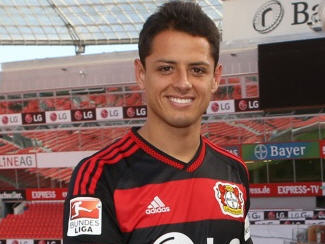 Javier Hernández has ended his five-year stay at Manchester United and joined Bayer Leverkusen.