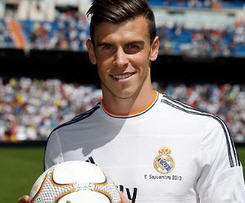 Gareth Bale joins Real Madrid from Spurs in £85m world record deal.