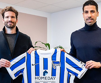 Hertha Berlin have announced the signing of Sami Khedira on a 6-month contract.