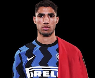 Real Madrid full-back Achraf Hakimi has joined Serie A club Inter Milan, it has been confirmed.