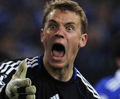 Germany international Manuel Neuer signed a five-year deal with Bayern Munich