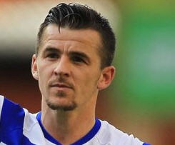 ueens Park Rangers midfielder Joey Barton has joined Marseille on a season-long loan.