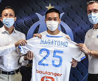 Marseille have signed left-back Yuto Nagatomo on a one-year contract following his departure from Galatasaray.