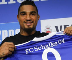Kevin-Prince Boateng has joined German side Schalke from Italian giants AC Milan.