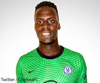 Chelsea have signed goalkeeper Edouard Mendy from Rennes for £22m on a five-year deal.