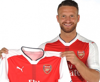 Arsenal have completed the signing of Germany defender Shkodran Mustafi from Valencia for a reported fee of £35 million.