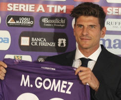 Bayern Munich have confirmed the departure of Mario Gomez to Fiorentina and wished the Germany international well as he leaves the club after four seasons.