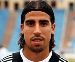 Sami Khedira has completed his move from Stuttgart to Real Madrid