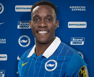 Danny Welbeck has joined Brighton after he terminated his deal with Watford by mutual consent earlier this month.