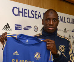 Chelsea Football Club is delighted to announce the signing of Demba Ba for an undisclosed fee.