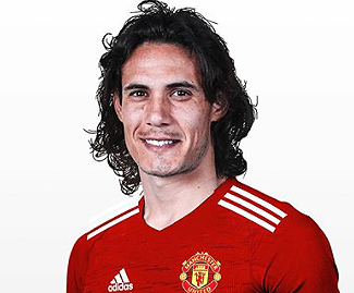 Manchester United have completed the signing of former Paris-Saint Germain striker Edinson Cavani.