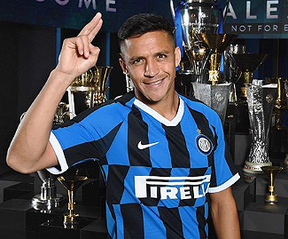 Manchester United winger Alexis Sanchez has completed a loan move to Serie A side Inter Milan.