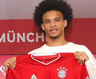 FC Bayern Munich have signed Leroy Sané from Manchester City, the 24-year-old has put his name to a five-year contract until 30 June 2025.