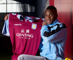 Aston Villa complete deal for Yacouba Sylla from Clermont.