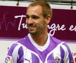 Getafe Sign Valladolid Midfielder Borja