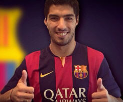Liverpool have agreed to sell striker Luis Suarez to Barcelona for a fee thought to be about £75m.
