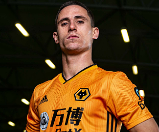 Wolves have confirmed the £17million signing of Portuguese winger Daniel Podence on a four-and-a-half-year deal.