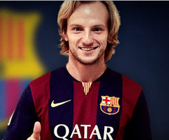 Barcelona confirm signing of Croatian Ivan Rakitic from Sevilla.