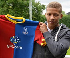 Crystal Palace have signed striker Dwight Gayle from Peterborough United for £4.5m