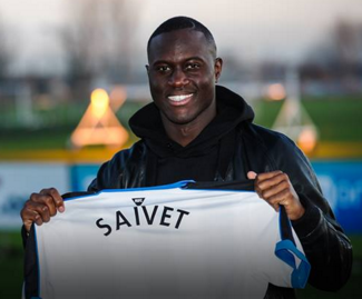 Newcastle United sign Senegal midfielder Henri Saivet from Bordeaux on a five-and-a-half-year deal.