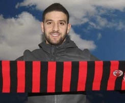 AC Milan sign QPR midfielder Adel Taarabt - who has been at Fulham - on loan with a view to a permanent deal in the summer.