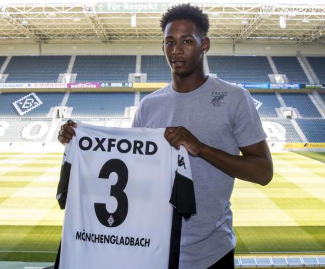 West Ham United starlet Reece Oxford has joined Borussia Monchengladbach on loan for the season.