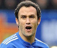 Ricardo Carvalho joins Real Madrid from Chelsea in £6.6m deal