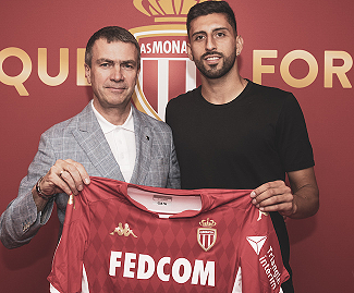 Monaco have announced the signing of Chile international defender Guillermo Maripan on a five-year deal from Alaves, the fee is said to be €18 million.