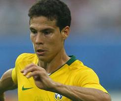 Brazilian star Hernanes has targeted a 'brilliant career' in Italy after sealing his move to Lazio.