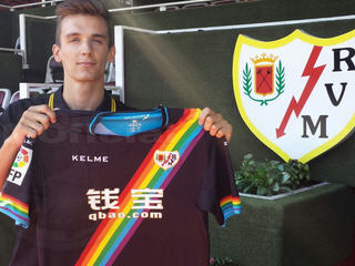 Rayo Vallecano have snapped up Real Madrid defender Diego Llorente on a season-long loan.