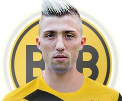 Kevin Kampl joins Borussia Dortmund despite interest from Tottenham and Southampton.