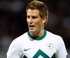 Slovenian winger Valter Birsa joins Chievo Verona on loan from AC Milan