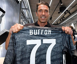 Gianluigi Buffon is a Juventus player once more, with the legendary goalkeeper having completed a return to Turin on a one-year contract.