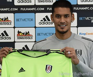 Fulham have announced the signing of France goalkeeper Alphonse Areola on loan from Paris Saint-Germain.