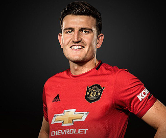 Harry Maguire has become the most expensive defender in world football after Manchester United confirmed his £80m transfer from Leicester.