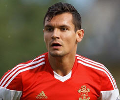 Southampton have completed the signing of highly-rated Croatian defender Dejan Lovren from Lyon.