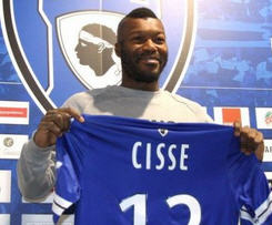 Djibril Cisse has sealed his return to Ligue 1 after the well-travelled forward and top-flight club Bastia agreed a deal.