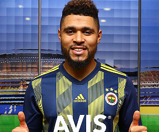 Turkish Super Lig title contenders Fenerbahce announced the signing of Guinean defender Simon Falette on loan from Eintracht Frankfurt.