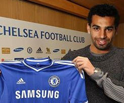 Chelsea have signed Egypt midfielder Mohamed Salah from Swiss champions Basel for a fee in the region of £11m.