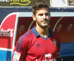 Joan Oriol signs for Osasuna