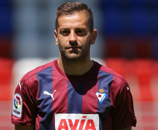 SD Eibar sign Ruben Pena from CD Leganesvia on a three year contract.