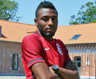 Lille have confirmed the signing of Wilfried Kanon from Dutch side Ado den Haag.