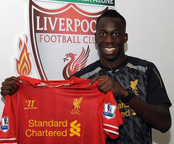 Liverpool have confirmed the signing of Valencia defender Aly Cissoko on a season-long loan-deal