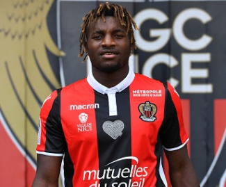 Nice have completed the signing of Monaco winger Allan Saint-Maximin for a deal believed to be worth around €10m.